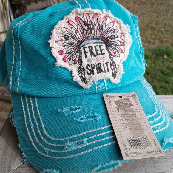 Turquoise Kbethos Vintage Women s Hat c945f23c2c
